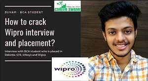 How to crack Wipro interview and placement