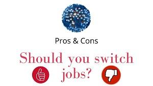 switching job career swami