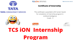 TCS ion Internship _ Advantages of Internship _ Open for all