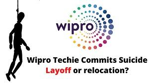 Wipro suicide